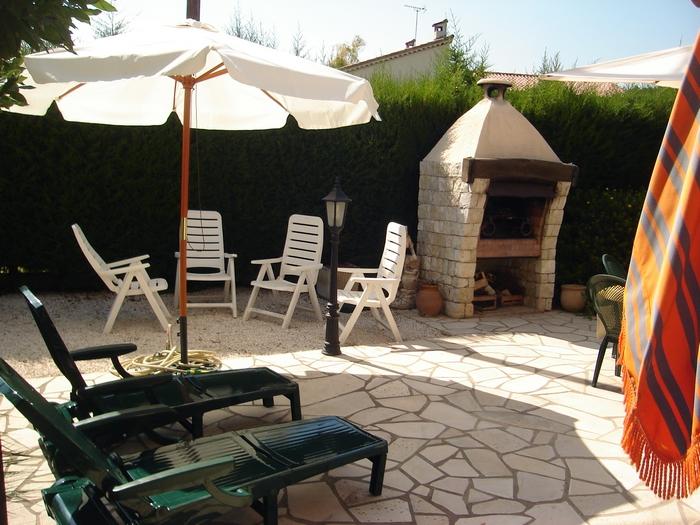 Jardin villa Roquette